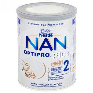 Mleko NAN Optipro Plus różne rodzaje -20%