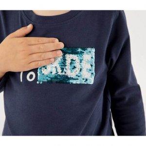 Hit cenowy - Koszulka z cekinami chłopięca
