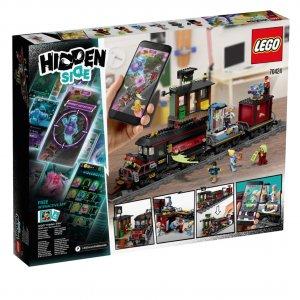 LEGO Hidden Side, Ekspres widmo
