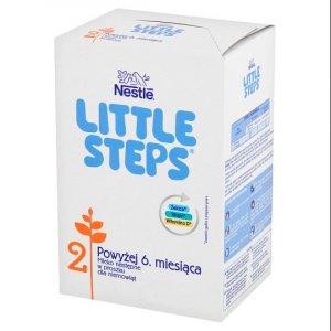 Mleko Little Steps taniej