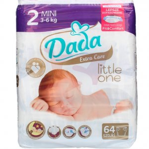 Dada Extra Care Mini kup 2 i zapłać mniej