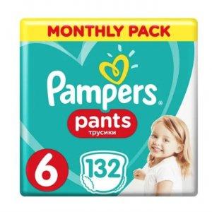 Pampers Pieluchomajtki Pants 6 -18%