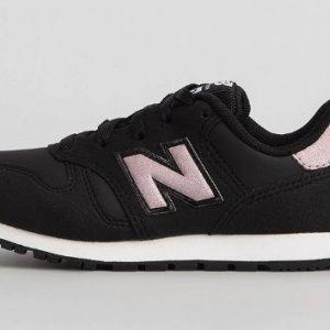 Sneakersy niskie NEW BALANCE czarne