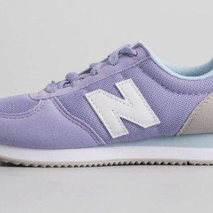 Sneakersy niskie NEW BALANCE fioletowe