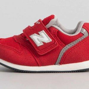 Sneakersy niskie NEW BALANCE czerwone
