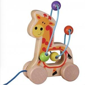 Dodatkowe -10% na zabawki drewniane