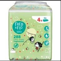 Chusteczki Fred&Flo różne rodzaje -21%