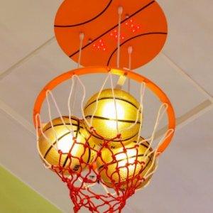 Żyrandol koszykówka -51%