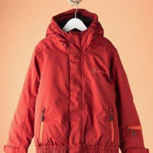 Chiemsee - Kurtka narciarska czerwona