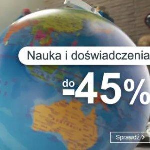 Nauka i doświadczenia w Smyku do -45%