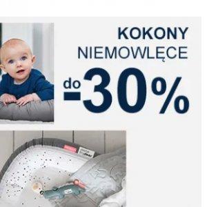 Kokony niemowlęce w Smyku do -30%