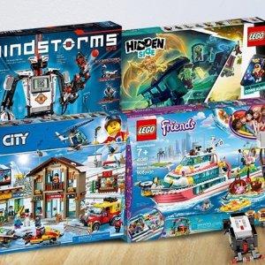 Klocki LEGO w Urwis.pl nawet do -20%