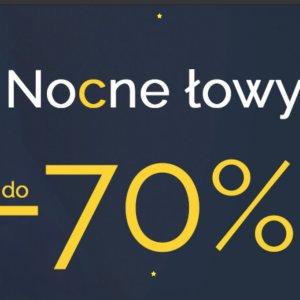 Nocne Łowy aż do -70%!