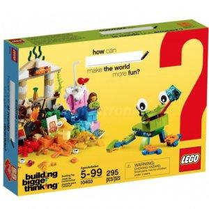 LEGO BUILDING Świat pełen zabawy