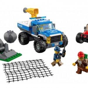 LEGO City - Pościg górską drogą