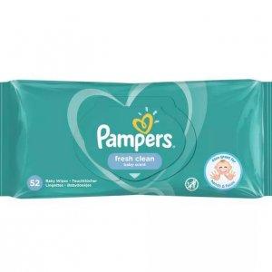 Chusteczki Pampers -11%