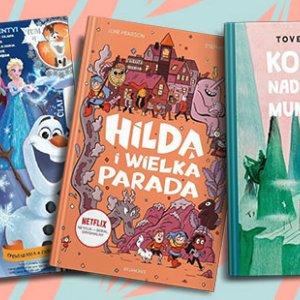 Książki dla dzieci w aleMaluch.pl do -40%