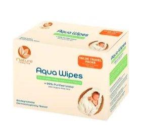 Aqua Wipes zniżka 15%