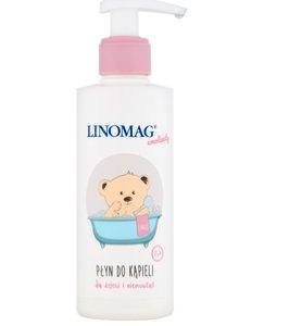 LINOMAG EMOLIENTY płyn do kąpieli dla dzieci i niemowląt
