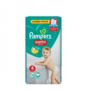 Pieluchomajtki Pampers Jumbo Pack z Clubcard -31%