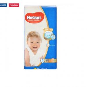 Pieluszki Huggies Ultra różne rodzaje
