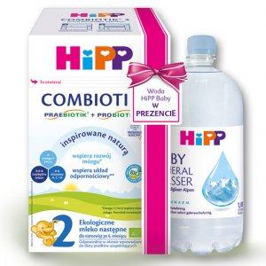 Hit cenowy - HIPP Zestaw: mleko Combiotik 2 lub 3