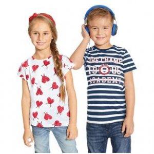 Hit cenowy - T-shirt dziecięcy 2-pak