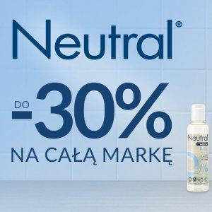 Kosmetyki marki Neutral w ezebra.pl do -30%
