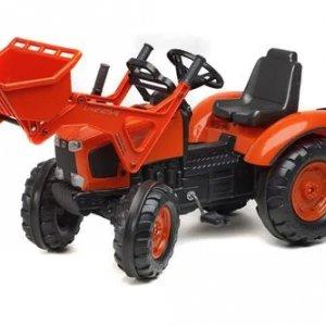 Falk traktor Kubota z przednią łopatą -21%