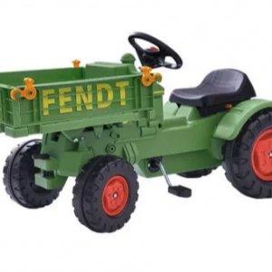 BIG traktor Fendt z przyczepą -24%