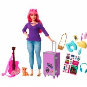 Barbie Daisy w podróży -33%