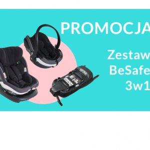 ZESTAW BeSafe 3w1 w cenie 2680 PLN!