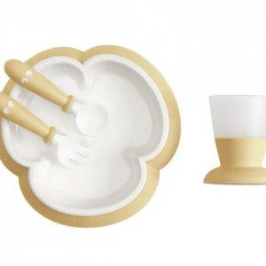Babybjörn czteroczęściowy zestaw obiadowy dla niemowląt -20%