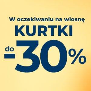 W oczekiwaniu na wiosnę kurtki w Coccodrillo do -30%