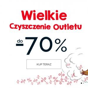 Wyprzedaż do -70% Czyszczenie outletu w Endo!