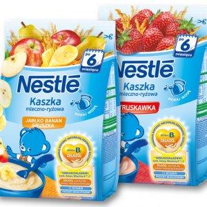 Kaszka mleczno-ryżowa NESTLÉ - drugi produkt -40%