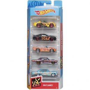 Hit cenowy - Zestaw samochodzików Hot Wheels
