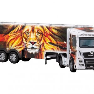 Hit cenowy - PLAYTIVE® Puzzle 3D ciężarówka