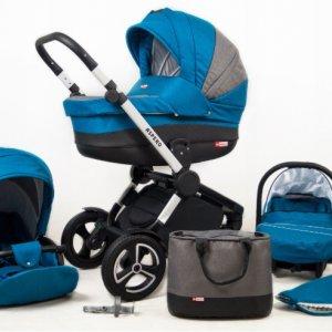 Wózek dziecięcy 3w1 ASPERO -36%