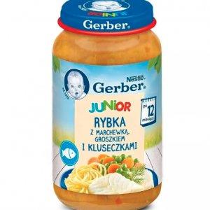Obiadek lub zupka Garnier Junior - druga sztuka taniej