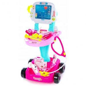 Zestaw Mały Lekarz +wózek -47%