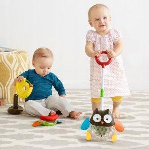 SKIP HOP Pchacz dla dziecka SOWA -52%