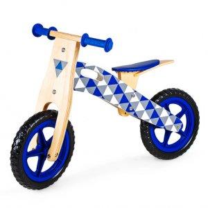 Drewniany rowerek biegowy Loopy