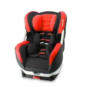 Nania fotelik ERIS (COSMO) ISO PREMIUM BLACK -40%