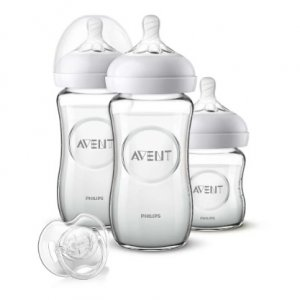 Philips Avent zestaw szklanych butelek Newborn -32%