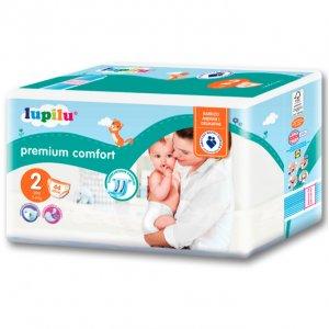 LUPILU PREMIUM COMFORT Pieluszki 2 Mini -25%