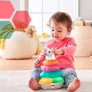 Zabawki dla niemowlaka do -45%