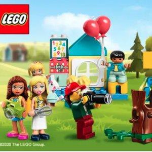 Klocki LEGO do -35%