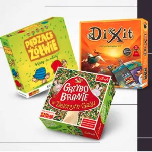 Bestsellery gier planszowych do -45%