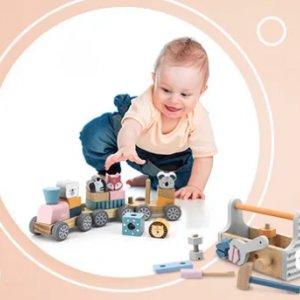 Zabawki drewniane VIGA TOYS do -45%